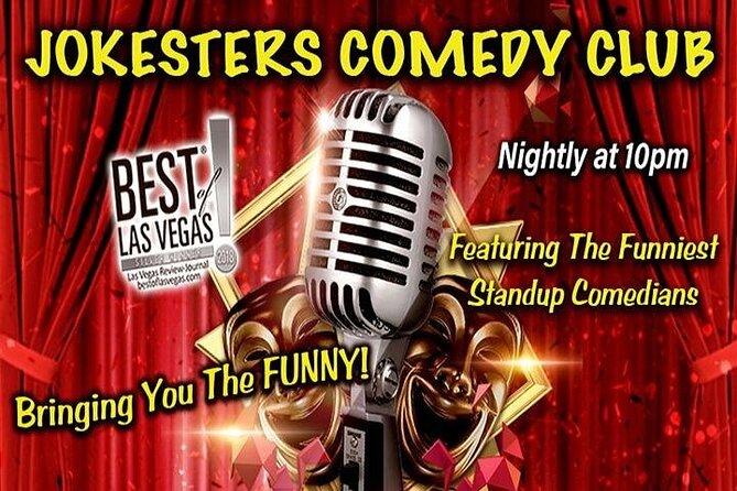 Jokesters Comedy Club