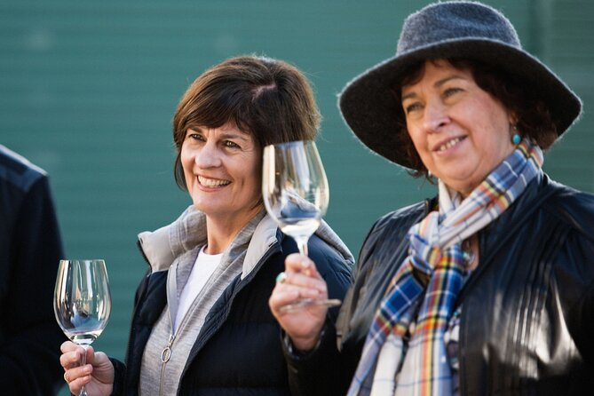 Martinborough River Terraces Tour including Lunch and Wine Tastings