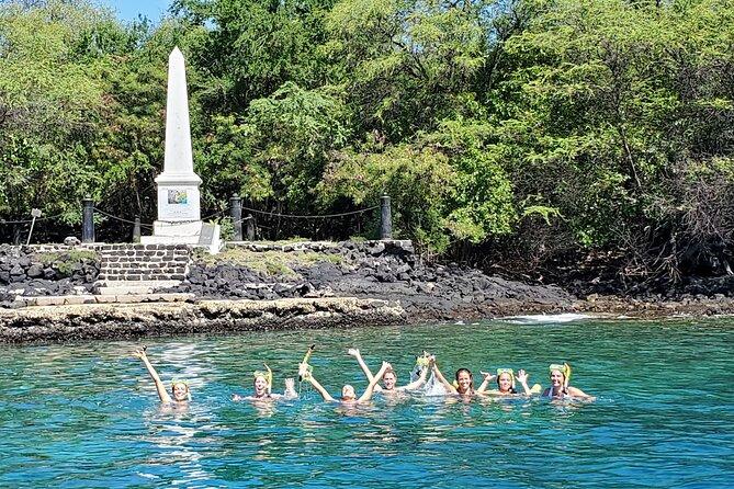 Captain Cook's (Kealakekua Bay) Afternoon Snorkel