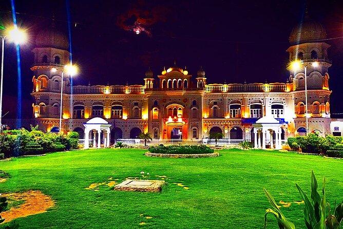 From Lahore: Nankana Sahib Gurdwara Janam Asthan Pilgrimage Day Trip