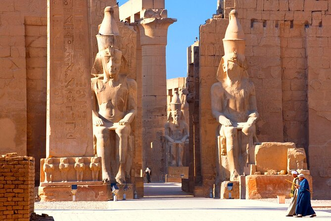 Best Luxor Full Day Tour Visit East and West bank with Lunch included