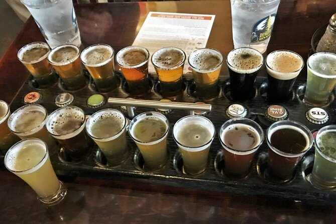 Vail Valley Brewery & Wine Tour