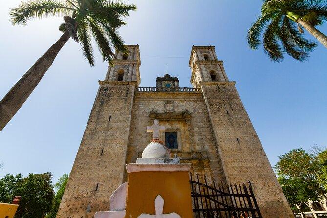 Chichen Itza Day-Trip, Cenote Swim & Valladolid with lunch