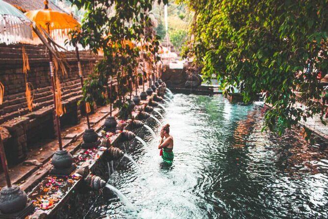 Ubud Day Tour: Balinese Lifestyle Tour
