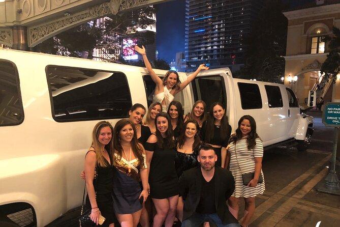 Las Vegas Bachelorette Package: Limos, Dinner, Drinks and Thunder