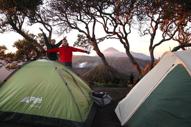 2D1N - Bromo Camping // 14.00 - 13.00