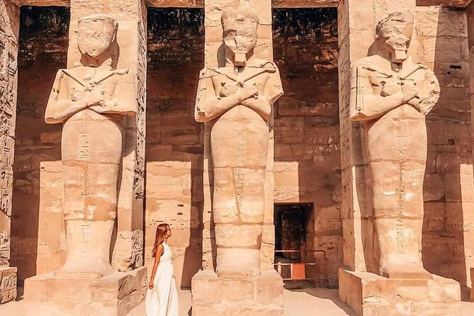 4 day Cairo and abu simple temple tour by plane