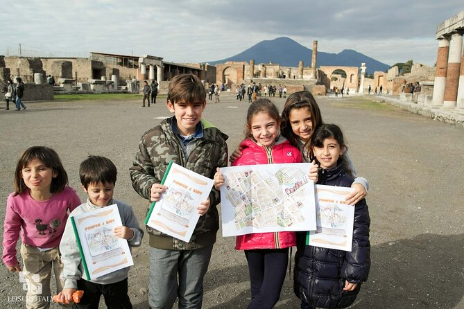 Pompeii Private Tour for Families