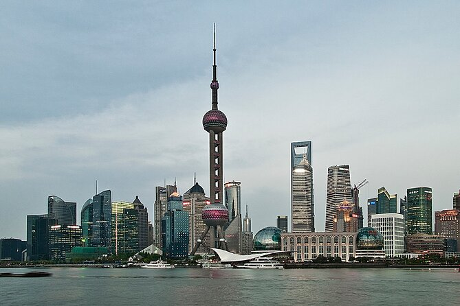 Private Tour: The Face of Modern Shanghai