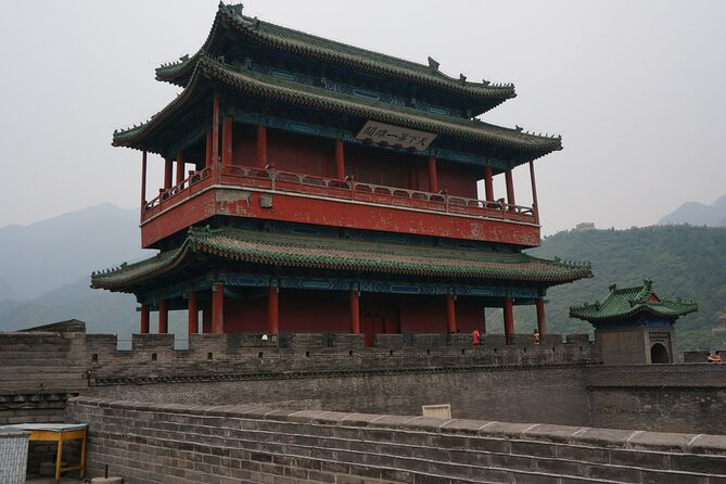 Privérondleiding: Grote Muur van China bij Juyongguan en Ming Tombs van Beijing