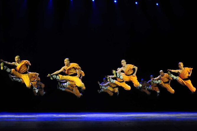 Private Tour: Beijing Cuisine Dinner and Chinese Kung Fu Show