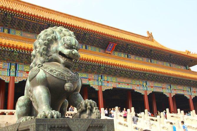 Excursión de un día a Beijing: Excursión de un día a la Ciudad Prohibida y al Templo del Cielo y al Palacio de Verano