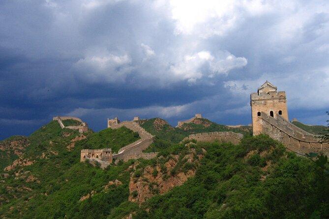 Jinshanling Great Wall Tour de senderismo por la mañana