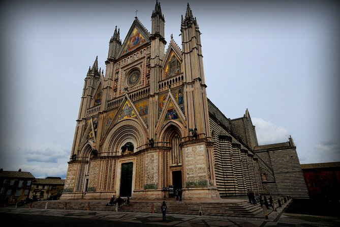 Orvieto and Civita di Bagnoregio including Underground Tour and Lunch