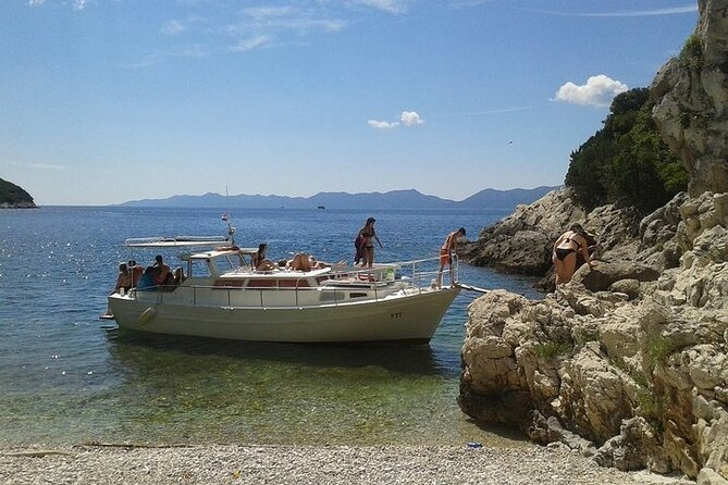 Mljet excursion: (Private) Boat Tour from Peljesac to Mljet