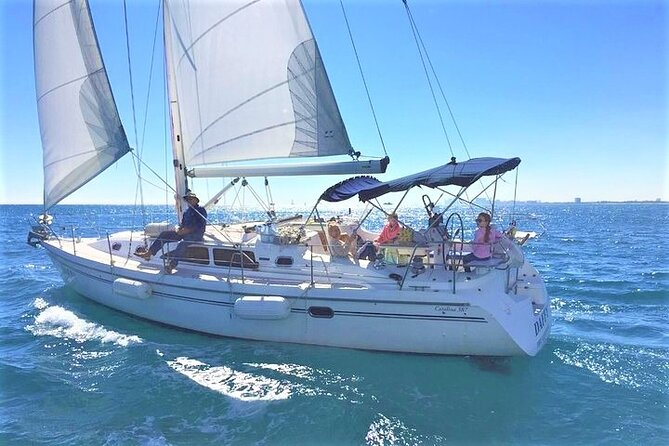 4-Hour Customizable Fort Lauderdale Sailing Charter with Snorkeling & Swimming
