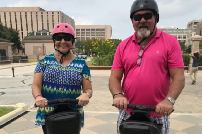 Beat the Heat Austin Segway Tour