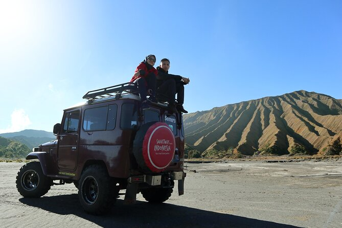 Mount Bromo Jeep Car Rental departure from MALANG