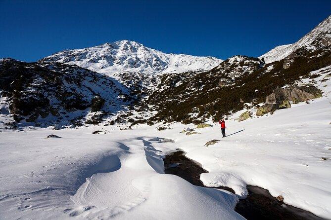 Ski touring || Retezat National Park