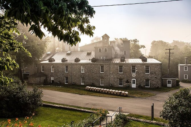 Kentucky Bourbon Trail: Woodford and Wild Turkey - Lunch Included