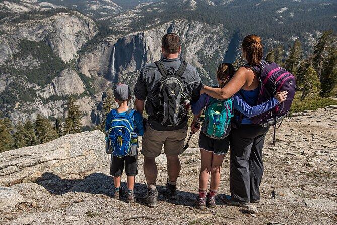Private Family Hike in Yosemite
