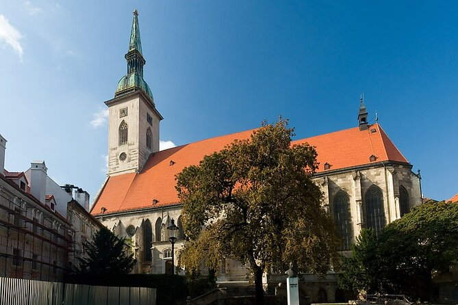 Bratislava Self-Guided Audio Tour