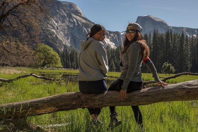 Wandeltocht door het Yosemite
