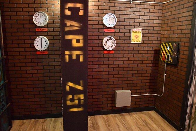 Area Z51-Zombie Escape
