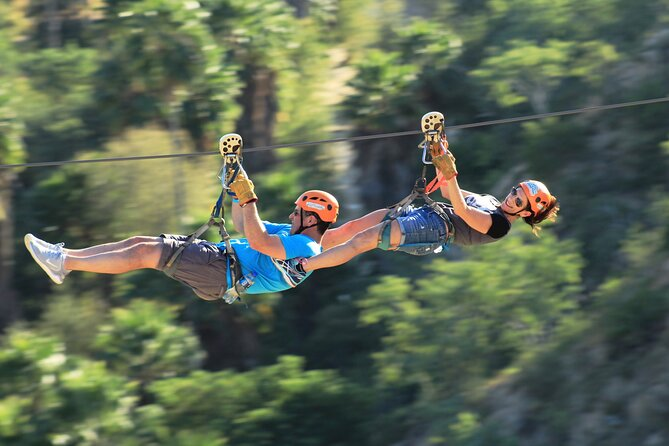 Wild Canyon Adventures Park Pass with transfers included