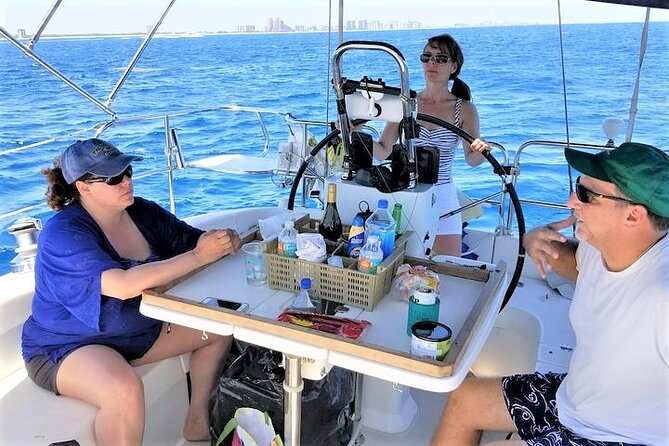 8-Hour Customizable Fort Lauderdale Sailing Charter with Snorkeling & Swimming