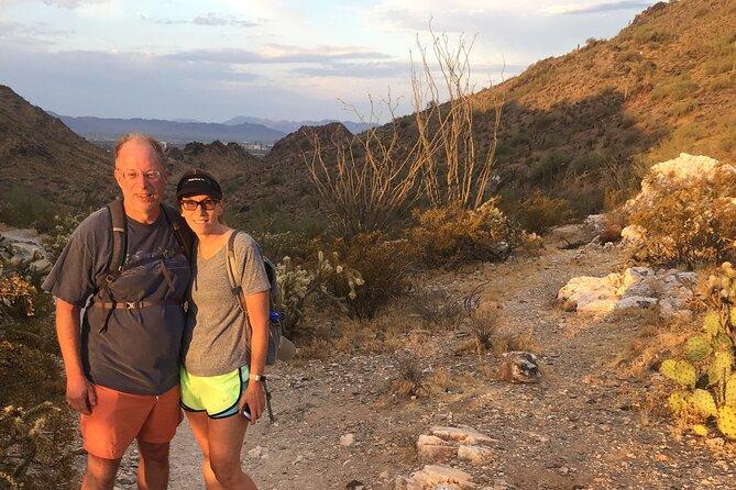 Private Solo Sonoran Desert Half Day Hiking Adventure