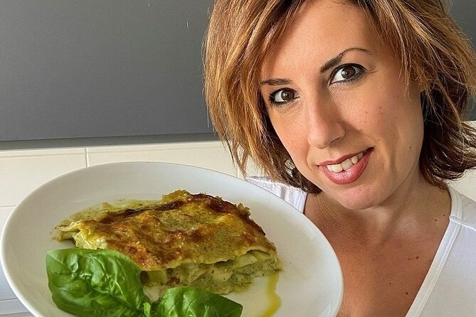 Virtual Cooking Class from Cinque Terre