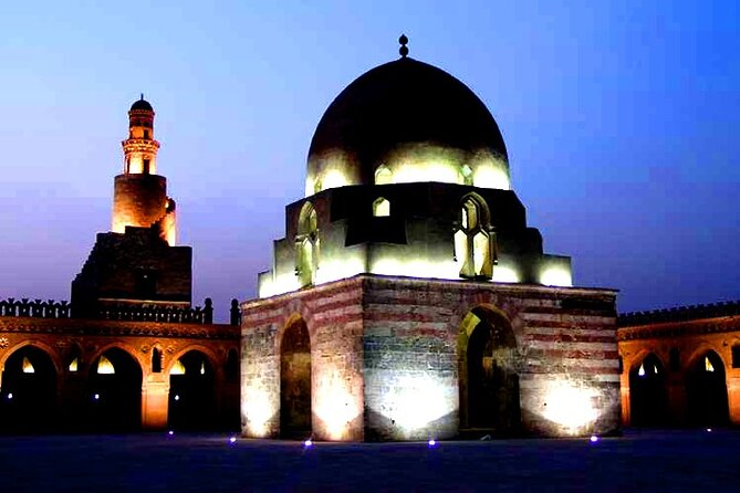 Full Day tour to Giza Pyramids Cairo Citadel,Mosque of Ibn Tulun, Sultan Hassan