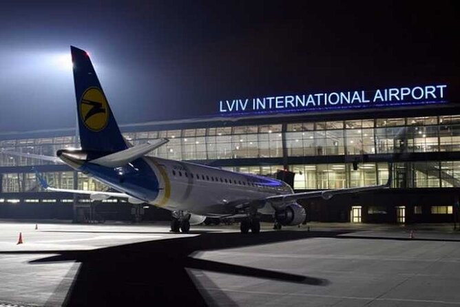 Private transfer Lviv's HOTEL - AIRPORT Lviv