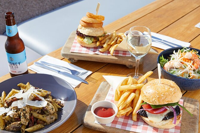 Sydney Opera House Tour & Meal + Drink at Opera Kitchen