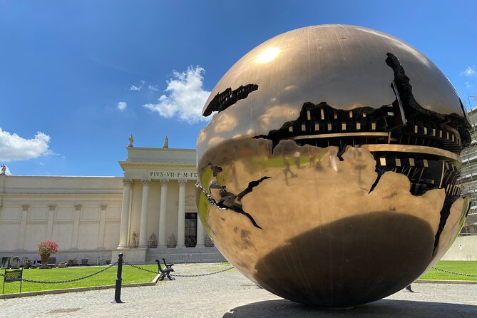 German Vatican Museums and St. Peter's Basilica Tour