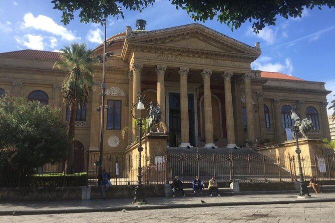 Palermo Walking Tour and Street Food
