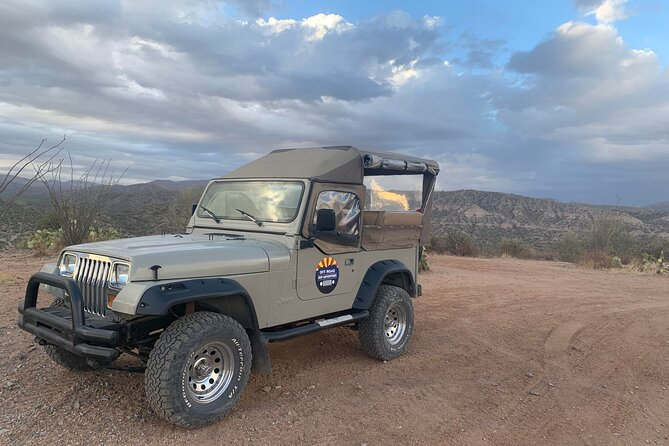 Sonoran Desert Jeep Tour