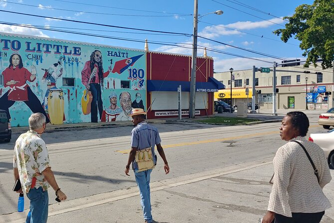 La Perle De Miami: Little Haiti Tour