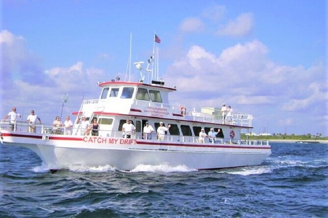4-Hour Day or Night-Time Reef Bottom Fishing Charter in Fort Lauderdale