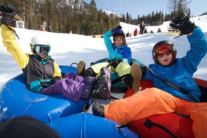 Whistler winter adventure tour