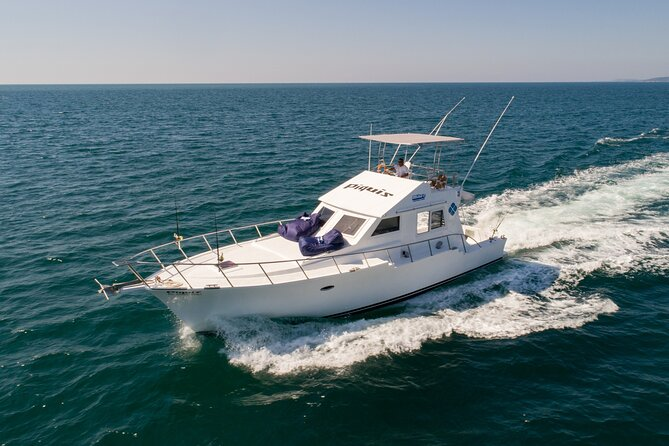 Private Charter Tour - 46' Boat