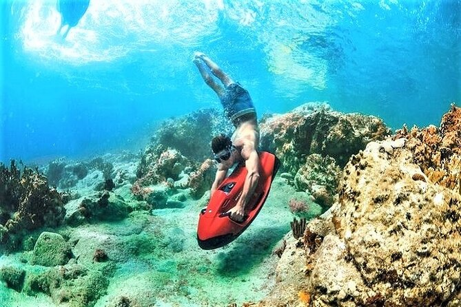 90-Minute Snorkel & Seabob Underwater Guided Reef Tour in Fort Lauderdale