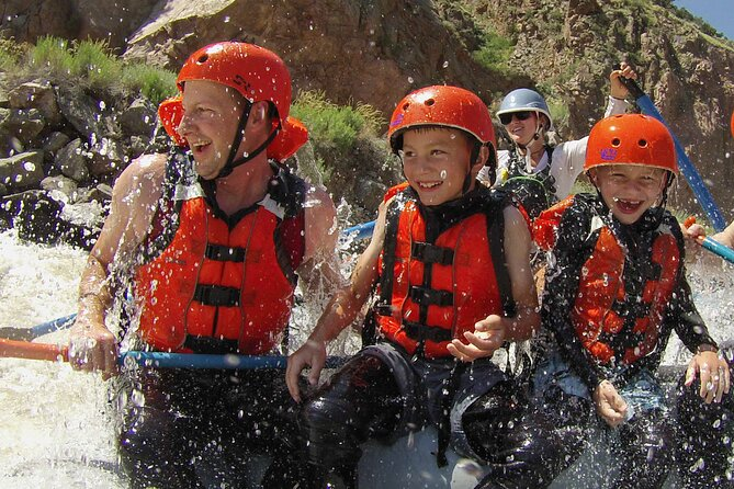 Bighorn Sheep Canyon Half Day Whitewater Experience