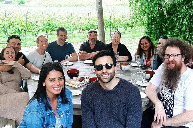 Napier Afternoon Wine Tour + Optional Beer Tasting