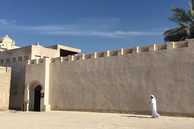 Old Sharjah: Browse the shady lanes and aromatic souqs on a walking audio tour