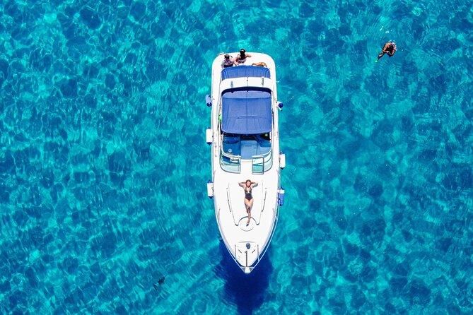 Cagliari Speedboat Tour