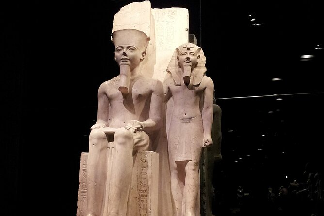 Turin Egyptian Museum Tour with Skip-the-line Fast Access and Expert Guide