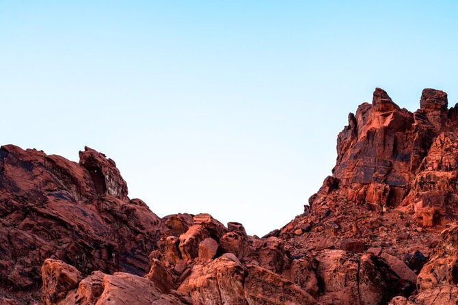 Private Guided Valley of Fire State Park Tour from Las Vegas