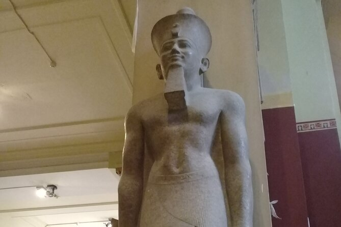 Egyptian Museum Private Half Day Tour